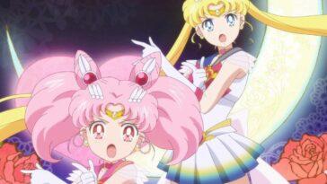 yeni Sailor Moon Filmi Eternal, Netflix