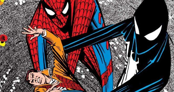 Spider-Man Symbiote