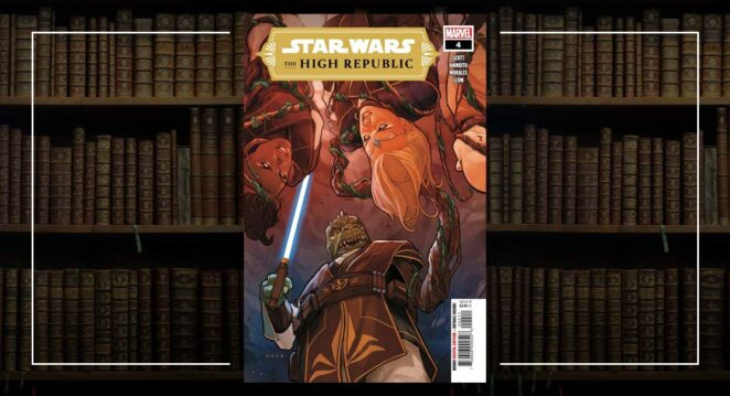 Star Wars: The High Republic 4 çizgi roman