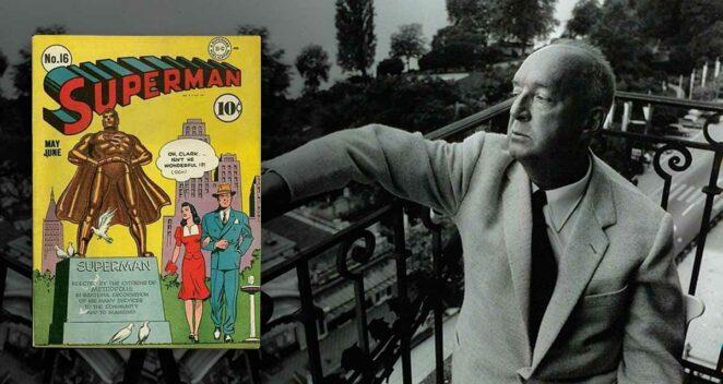 Vladimir Nabokov, Superman Şiiri