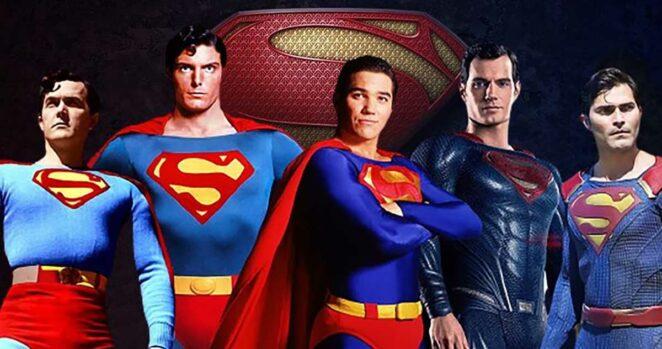 Superman Oyuncuları