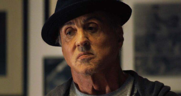 Sylvester Stallone Rocky Balboa Creed 3