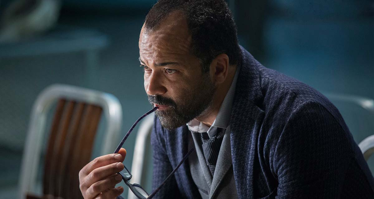 The Batman Dizi jeffrey wright