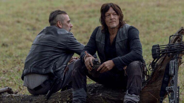 The Walking Dead 11. sezon fragmanı