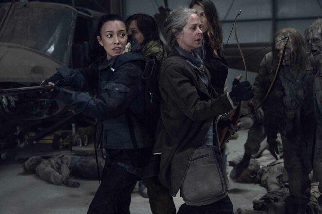 The Walking Dead Final sezonu ilk bakış