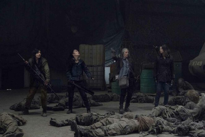 The Walking Dead 11. sezon