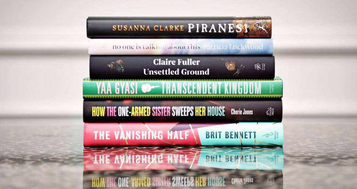 The Women's Prize for Fiction 2021 Kısa Listesi