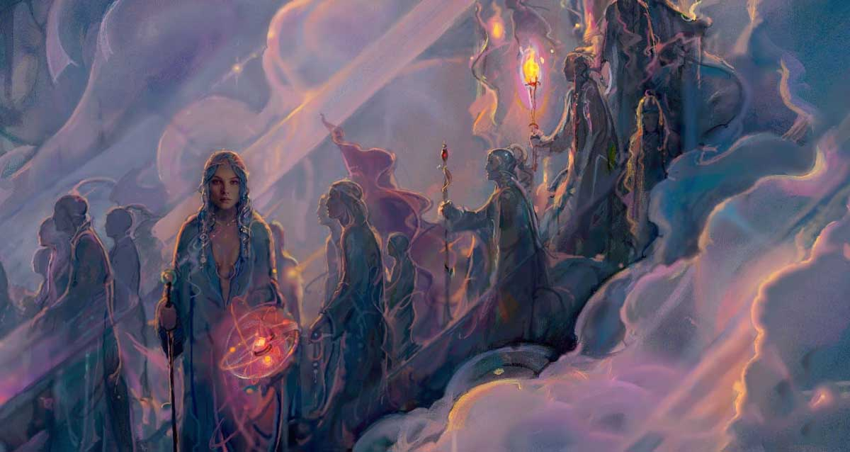 J.R.R. Tolkien Evreninde Müzik Orta Dünya