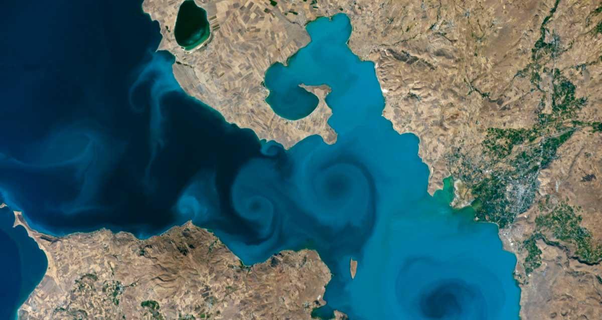 Van Gölü Nasa