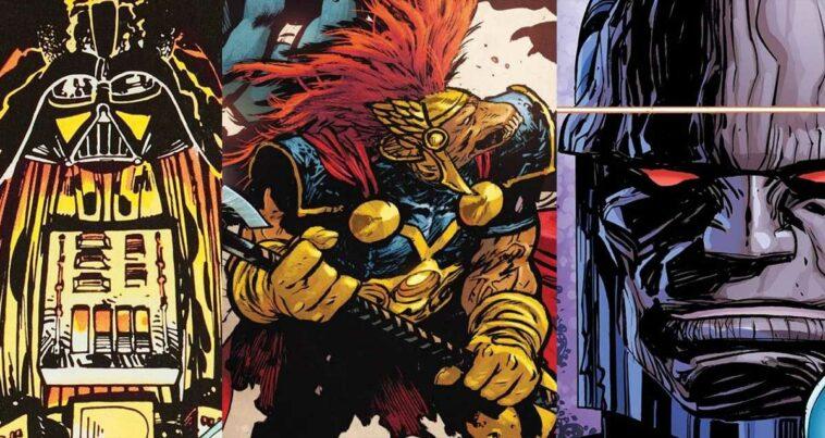 Walter Simonson Star Wars Marvel DC