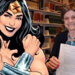 Wonder Woman Joye Hummel ölüm