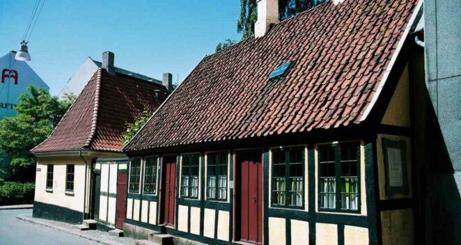 Hans Christian Andersen Evi Müze