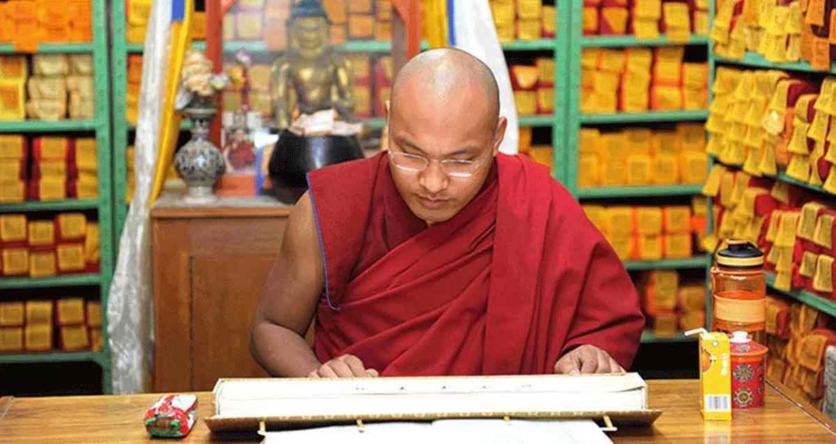 Antik Tibet Kitapları