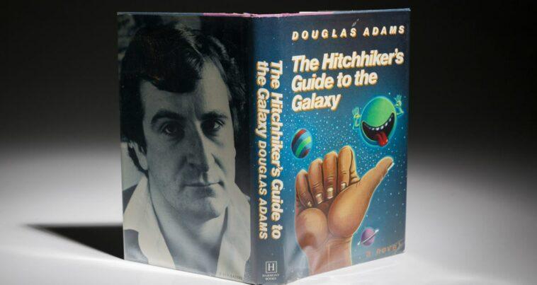 Douglas Adams Kişisel Notları Kitap