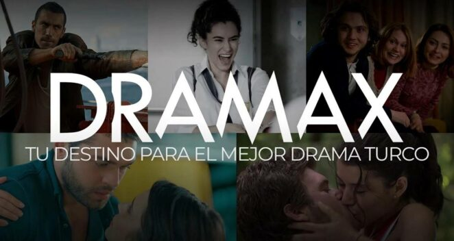 Dramax Türk dizi film pazarlama