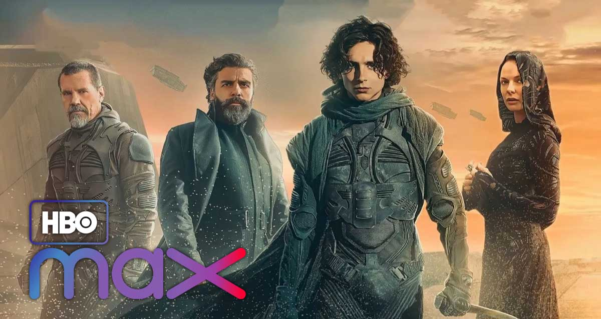 dune hbo max warner bros.