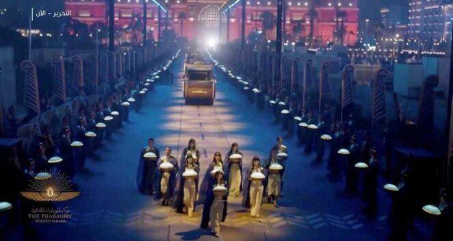 Firavunların Altın Geçidi Mısır Mumyalar