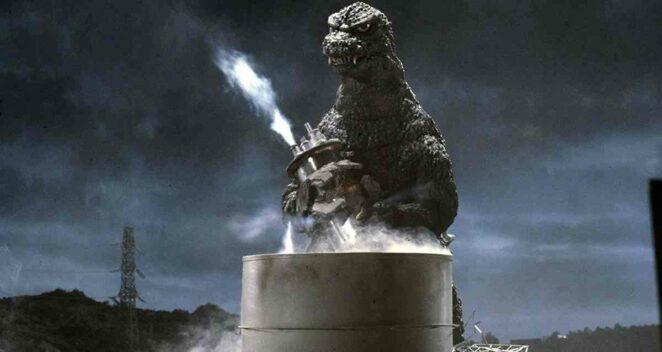 godzilla Kaiju sineması