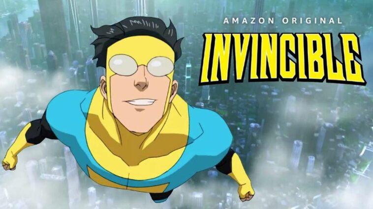 Invincible 2. Sezon ve 3. Sezon Onayı Amazon Prime Video