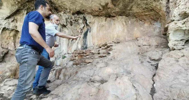 Mersin Mağara 8 Bin Yıl Figür Resim