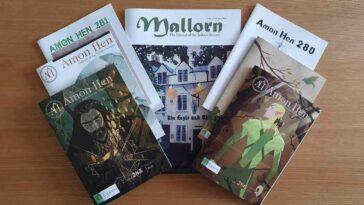 Mallorn Dergisi tolkien eserleri