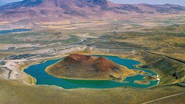 Meke Gölü Konya