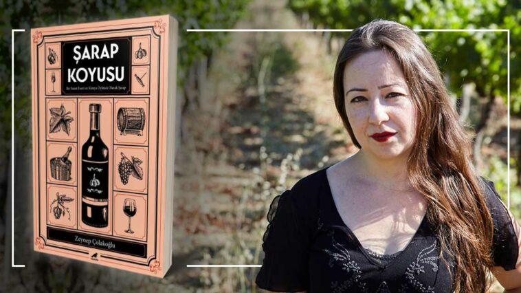 Şarap Koyusu - Zeynep Çolakoğlu
