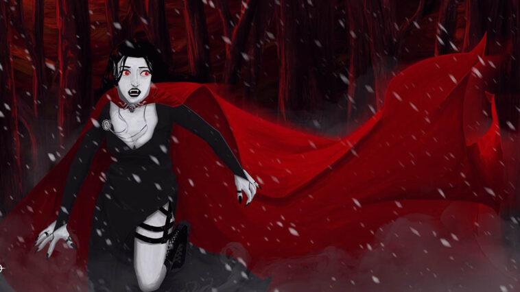 vampir aylık öykü seçkisi