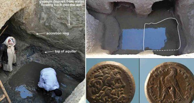 Eski Mısır volkanik patlama Berenike