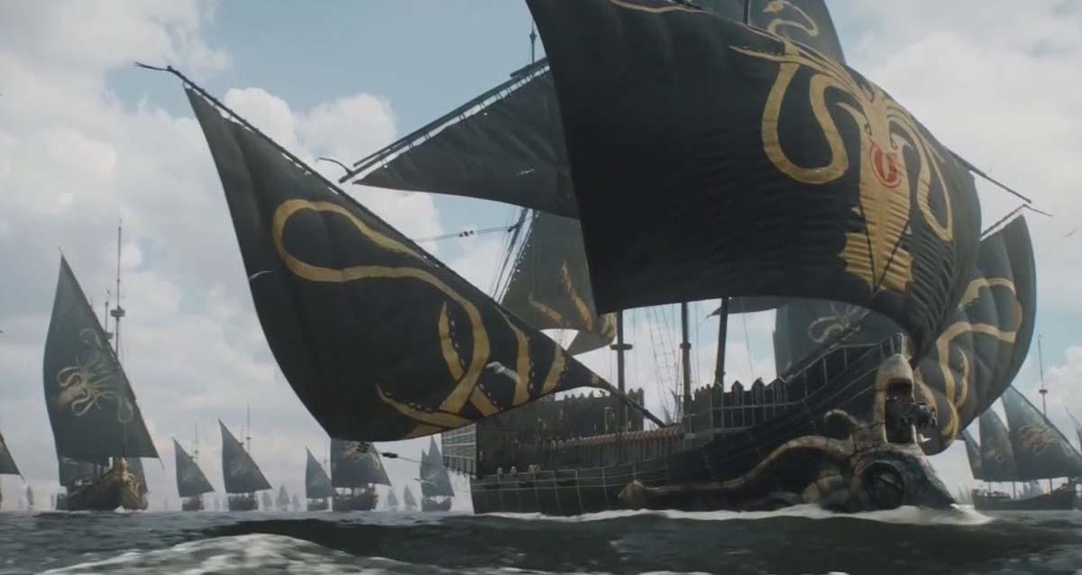 10,000 Ships Yeni Game of Thrones Dizisi