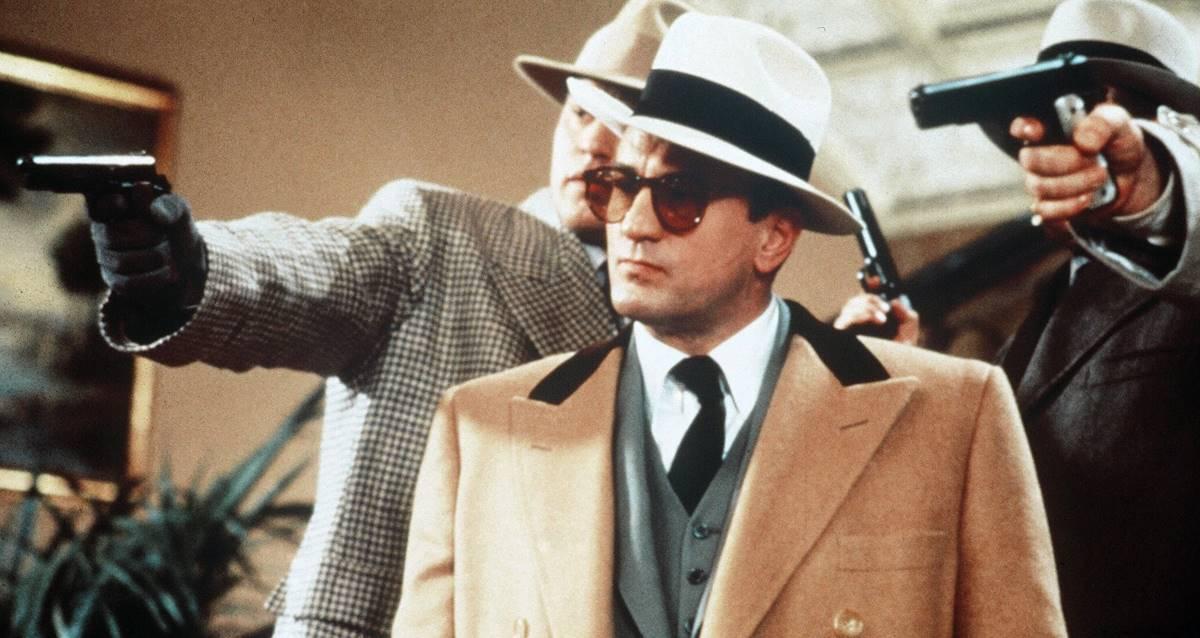 Scarface and the Untouchable Dizi al capone