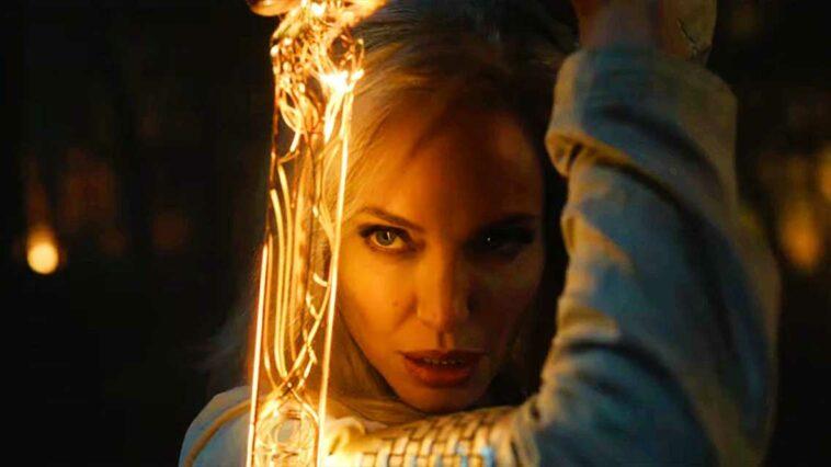 Angelina Jolie Marvel Eternals