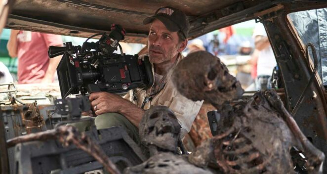 Army of the Dead zack snyder