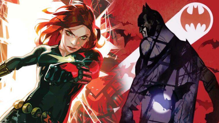 Batman ve Black Widow