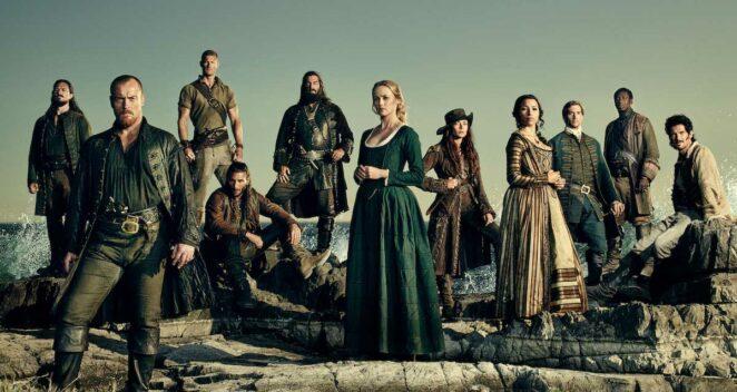 Black Sails tarihi dizi
