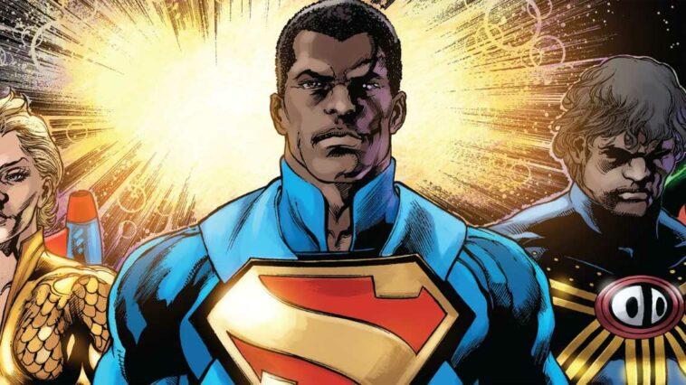 Black Superman Siyah Yönetmen