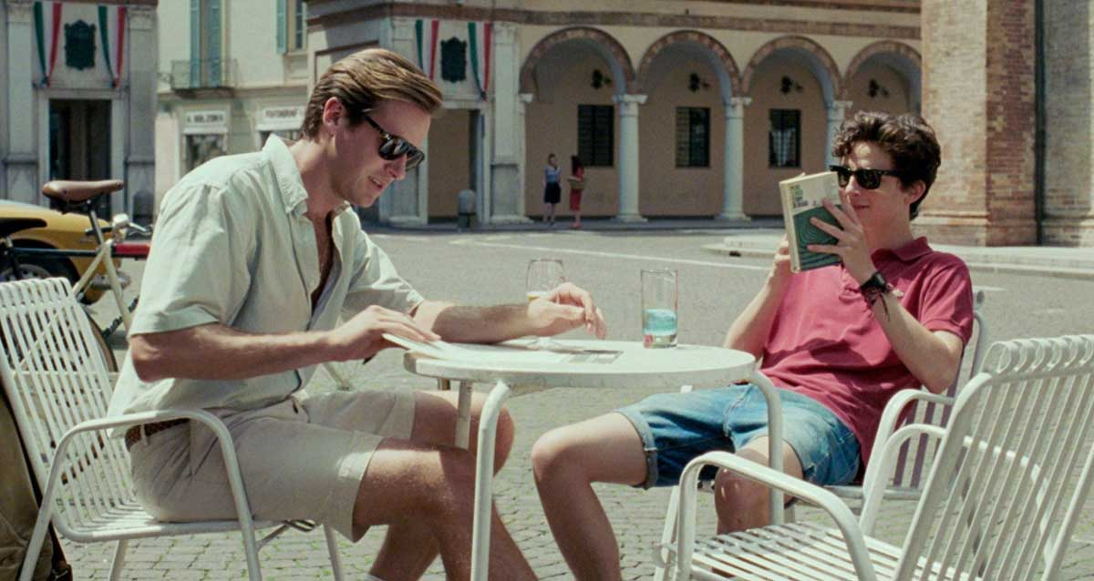 Call Me By Your Name 2 - Find Me