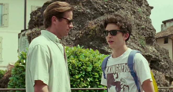 Call Me By Your Name 2 film Find Me
