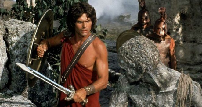 Clash of the Titans 1981 Yunan Mitolojisi filmleri