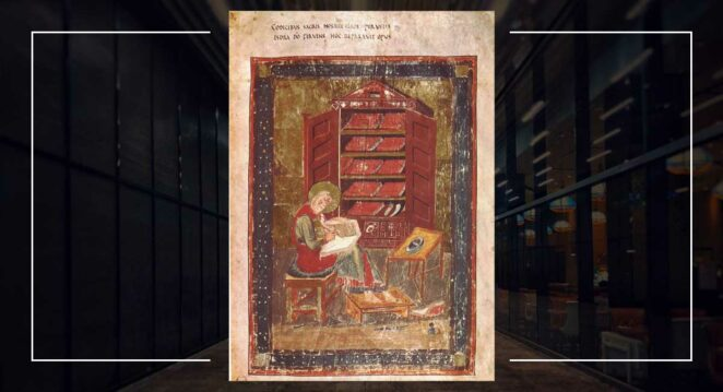 Codx Amiatinus Folio