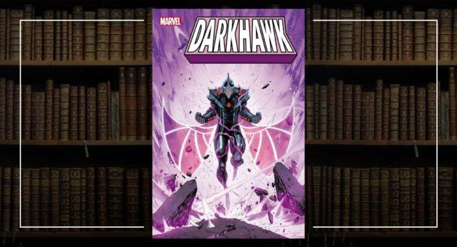 Darkhawk çizgi roman kapak