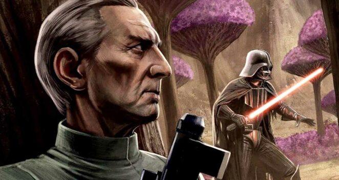 Darth Vader ve Tarkin