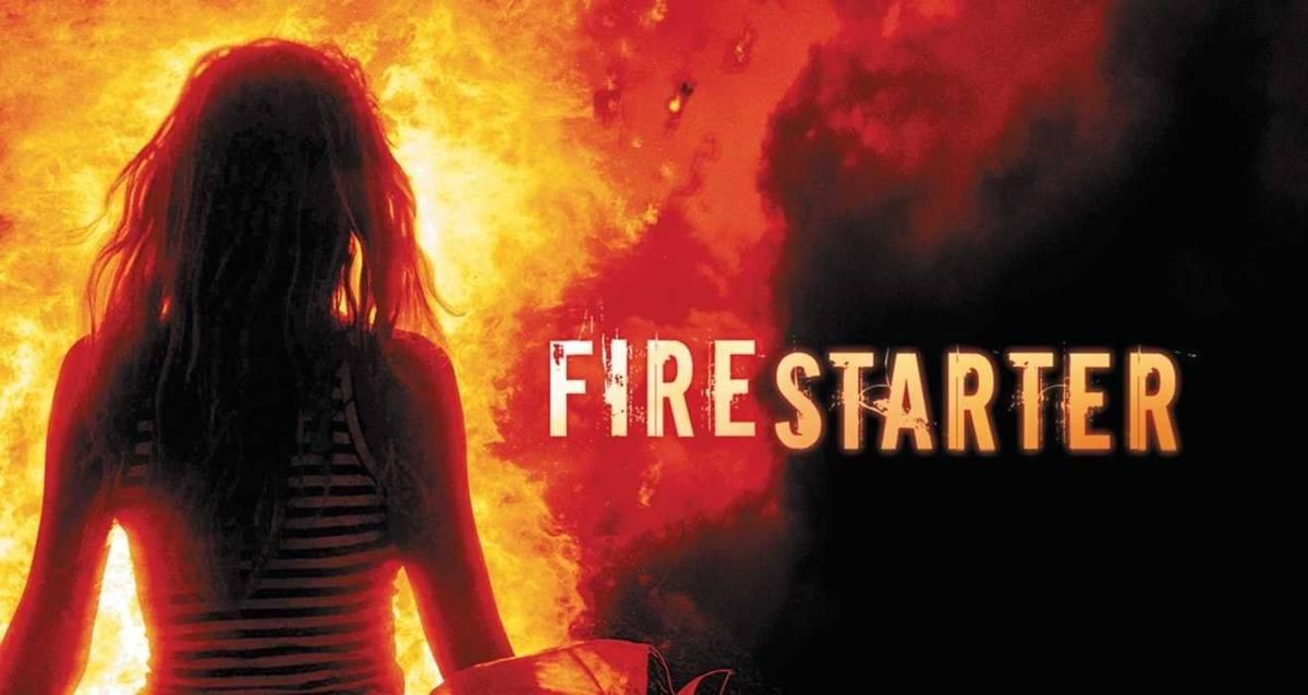 Firestarter Çekimleri Stephen King Uyarlaması Tepki