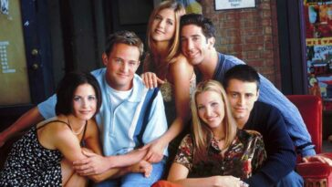 Friends: The Reunion Fragmanı