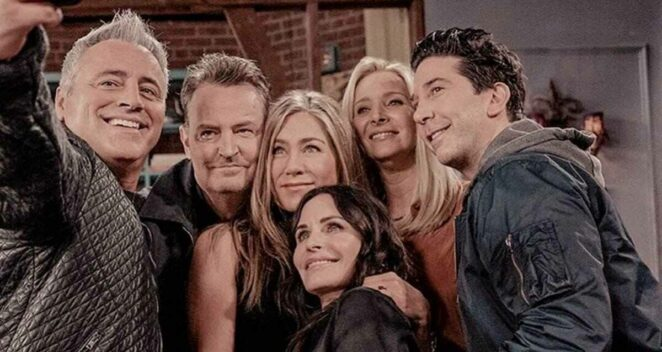 Friends The Reunion hakkında izle
