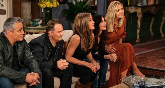 Friends'in Özel Bölümü İncelemesi