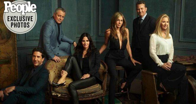 Friends Özel Bölümü The Reunion: İlk Bakış