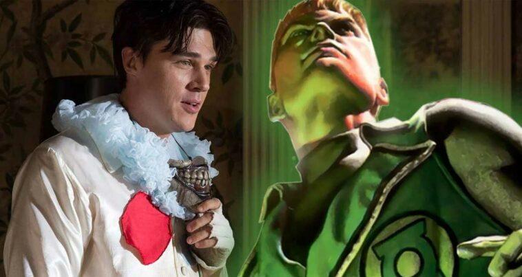 Green Lantern dizisi Guy Gardner