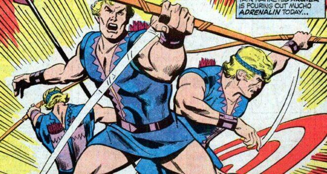 Hawkeye tünik Marvel Comics