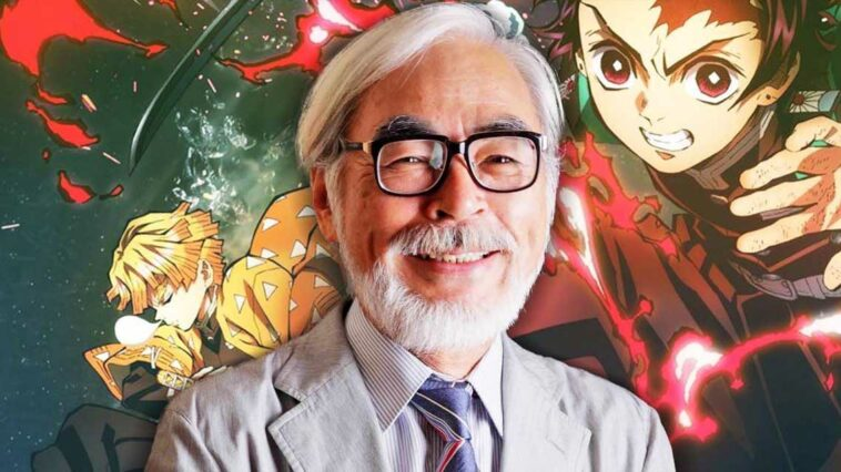 Hayao Miyazaki Demon Slayer